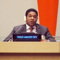 Osvaldo Larancuent in UN WSIS+10