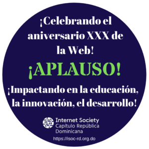 XXX Aniversario World Wide Web