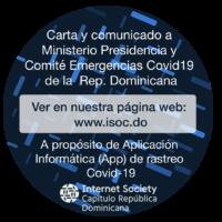 Aplicacion Covid 19 Republica Dominiacna